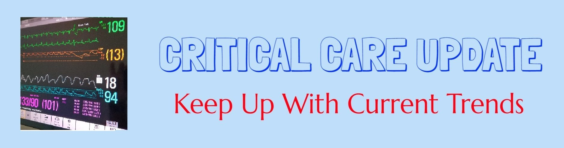 Critical Care Updates